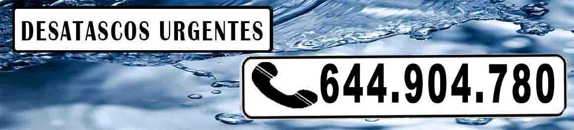 Desatascos economicos Alhama de Murcia Urgentes